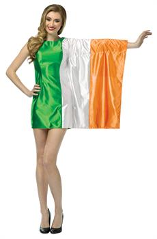 Flag Dress Ireland
