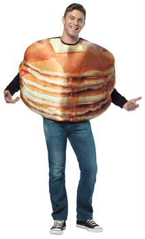 Get Real Stacked Pancakes