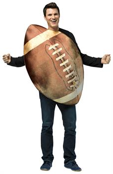 Men's Football Costume - One Size