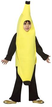 Banana Child 3-4T Costume