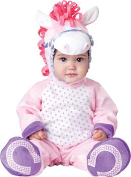 Girls Infant Pony Costume