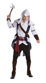 Men's Assassins Creed Connor Costume