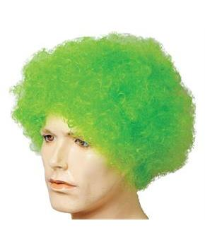 AFRO BARG BRIGHT GREEN