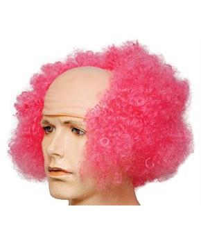 BALD CURLY BARG PINK