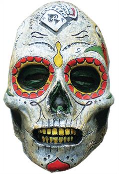 Zombie Day Of The Dead Mask