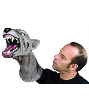 Zombie Dog Arm Puppet