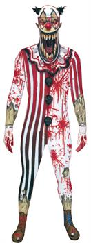 Men's Zombie Clown Morphsuit