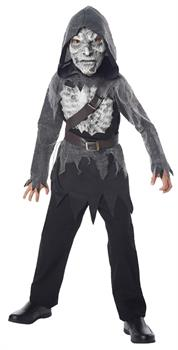 UNDEAD WALKER CHILD MED 8-10 COSTUME