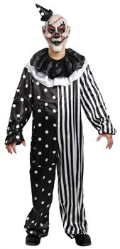 Men's Kill Joy Clown Costume