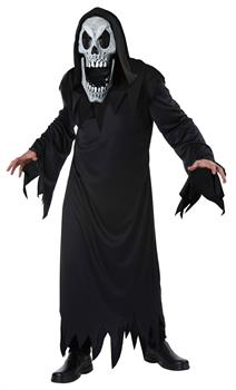 Men's Reaper Face Costume
