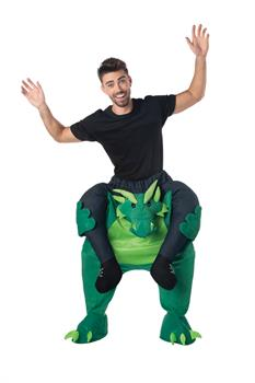 CARRY ME DRAGON ADULT Costume