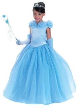 Girls Girl's Princess Cynthia Costume