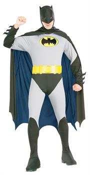 Men's Batman Costume
