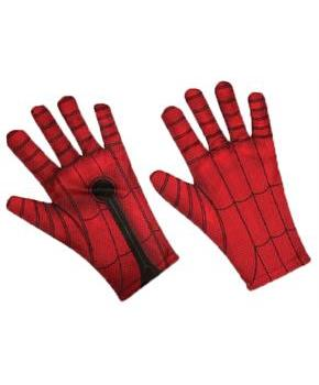 SPIDERMAN RED/BLUE CH GLOVES