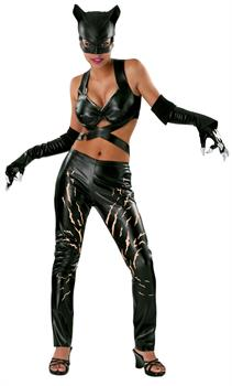 Women's Catwoman Costume