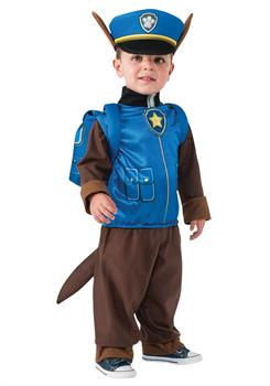 PAW Patrol Chase Boy's Costume