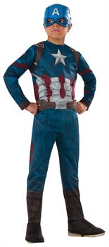 Boys Capt America Cw Child