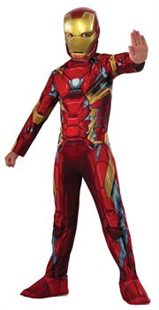 Iron Man (C) Child Costume