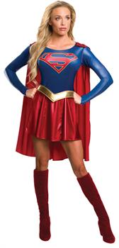 Women's Supergirl Adult