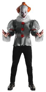 DELUXE PENNYWISE COSTUME ADULT
