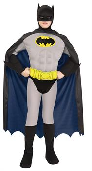 Batman Muscle Toddler Costume