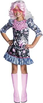 Girl's Viperine Gorgon Costume