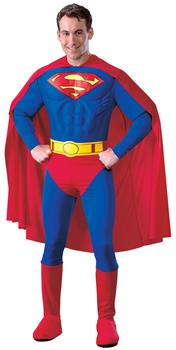 Men's Superman Costume