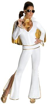 Women's Elvis Jumpsuit