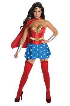 Women's Wonder Woman Costume for 4th July