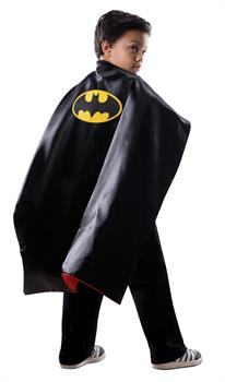 Child Super Hero Reversible Cape