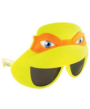 Ninja Turtle Michelangelo Glasses