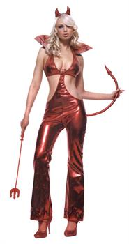 Women's Devil Costume - Large
