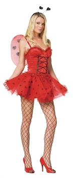Women's Love Bug Costume