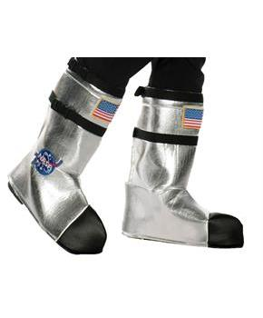 ASTRO BOOT TOPS CHILD SILVER