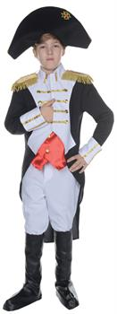 Boys Napoleon Child Costume
