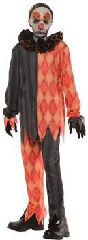 Boys Boy's Evil Clown Costume