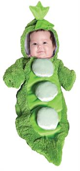 Infant Pea Pod Costume
