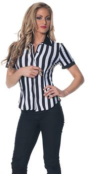 Women's Referee Shirt for Halloween