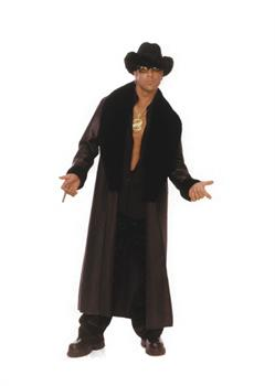 Pimp Hustler Mens Halloween Costume XL Size 44-46