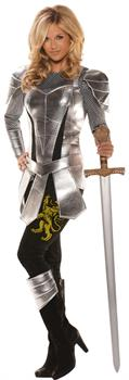 Women's Knight To Remember Costume