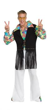 Men's 60s Hippie Costume