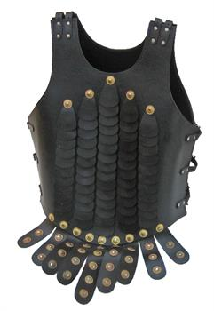 Adult Leather Cuirass