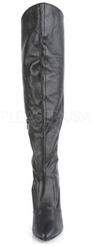 "*4"" Pull-On Cuffed Knee BT, Half Inside Zip"
