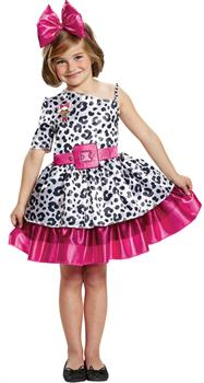 Diva Classic Child Costume 4-6