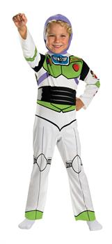 Boy's Buzz Lightyear Costume