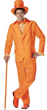 Goof Ball Orange Adult Costume