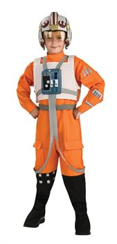 Boy's Star Wars Xwing Pilot Costume