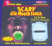 Glow in the Dark Fangs