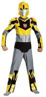 Boy's Animated Bumblebee Costume