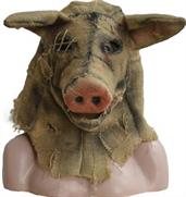 SCARECROW PIG MASK